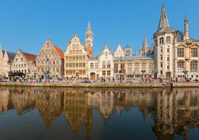 Excursion en bus à Gand (Ghent) - au départ de Bruxelles image 9