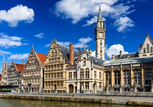 Excursion en bus à Gand (Ghent) - au départ de Bruxelles image 3