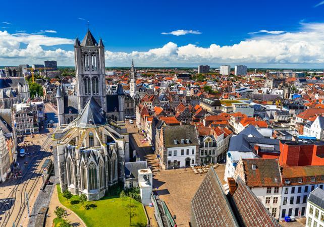 Excursion en bus à Gand (Ghent) - au départ de Bruxelles image 4
