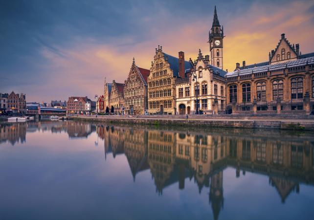 Excursion en bus à Gand (Ghent) - au départ de Bruxelles image 5