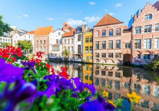 Excursion en bus à Gand (Ghent) - au départ de Bruxelles image 1