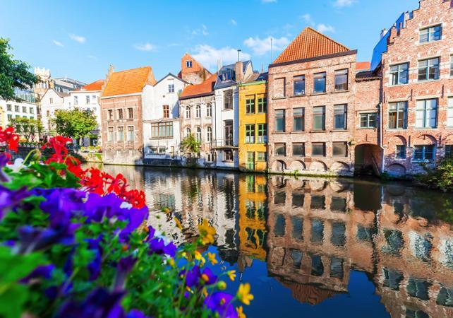 Excursion en bus à Gand (Ghent) - au départ de Bruxelles image 10