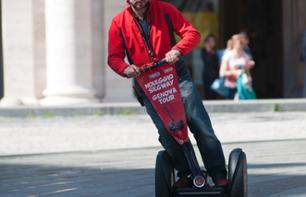 Guided Segway Tour in the Caruggi District in Genoa