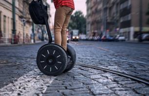 Guided Segway Tour of Central Genoa
