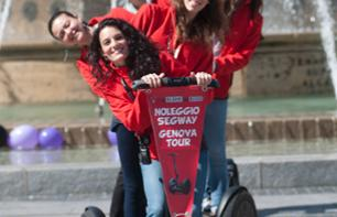 Guided Segway Tour around Via del Campo