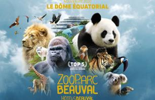 Zooparc de Beauval ticket