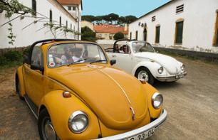Guided tour of Sintra in a Beetle from your hotel