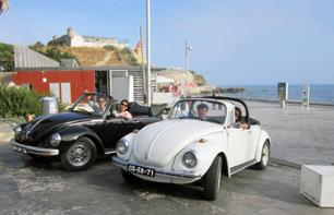 Half-day tour of Lisbon in a Beetle