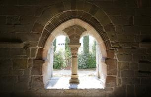 Guided Visit to the Mon St Benet Monastery - Interactive with Sound and Lights - 1 hour from Barcelona