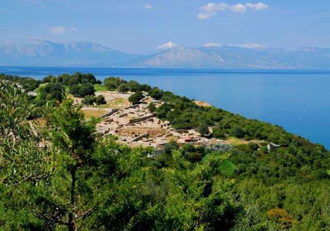 Excursion au site antique d'Amphiaraion et visite d'un vignoble – au départ d'Athènes - Athènes -