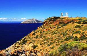 Short 3-Day Trip to Athens, discover the Riviera and Cape Sounion – leaving from your hotel