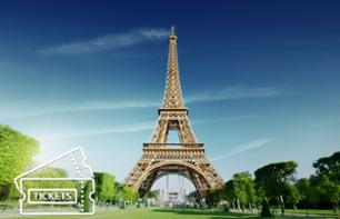 Eiffel Tower 3rd Floor Tickets – Skip the line