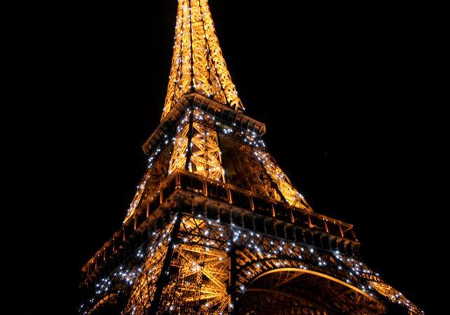 艾菲尔铁塔: 埃菲尔铁塔第三层观景台门票