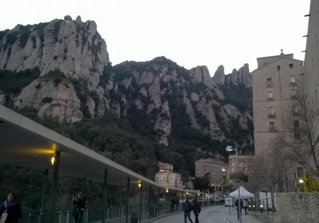 Photo Excursion à Montserrat et à la vierge noire