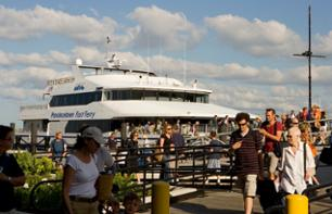 Boston Ferry <> Cape Cod/Provincetown - One Way or Roundtrip