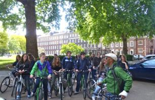 Guided bike-tour of East London
