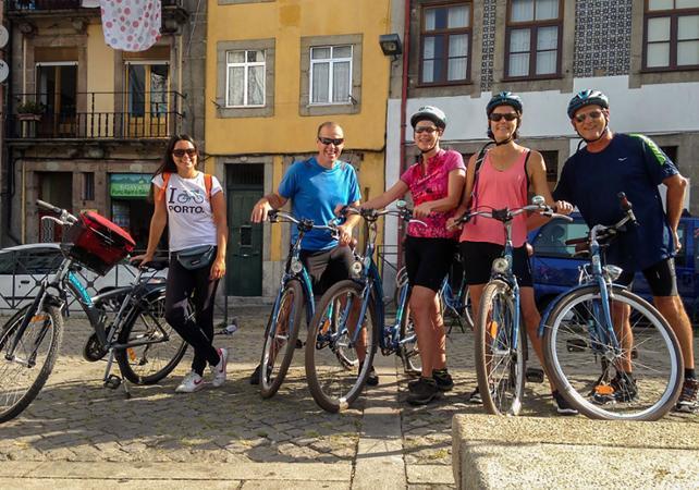 Photo Visite guidée à vélo de Porto - Tour privé