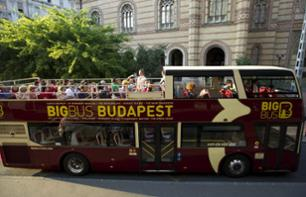 Budapest in bus