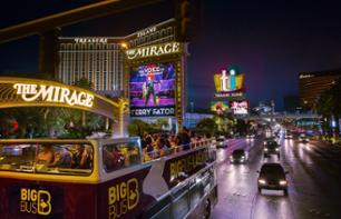 Las Vegas Night Tour in Bus
