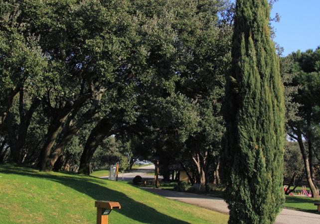 Visite du parc de Monsanto de Lisbonne à vélo VTT - Lisbonne -