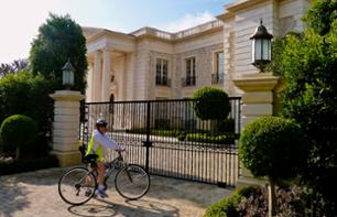 See The Beverly Hills Homes of the Stars by Bike – Self-Guided Tour with Map and Rental for 24 Hours