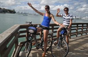 Bike Tour of Key Biscayne – 35km / 22 mile circuit