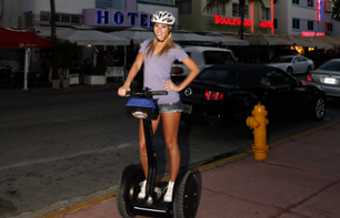 Visita de South Beach em Segway ao pôr-do-sol