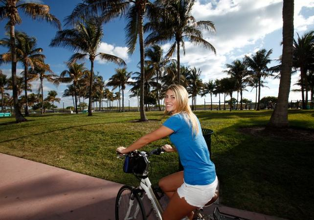 Photo Location de vélo à la journée - Miami
