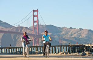 Full-Day Bike Rental – San Francisco