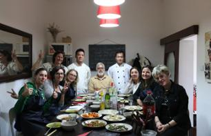 Cookery Class & Visit to a Traditional Market in Beijing