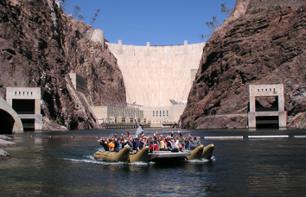 Black Canyon Rafting on The Colorado River – With View Of The Hoover Dam