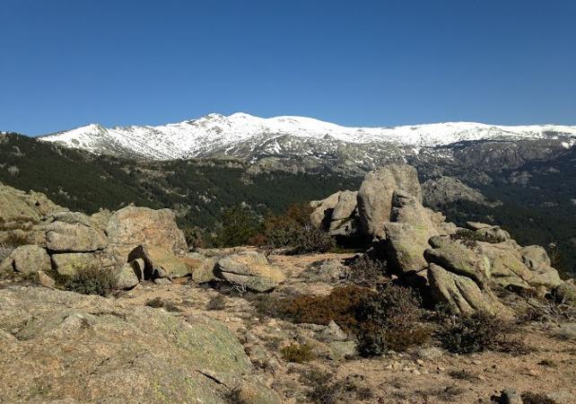 Randonnée dans la Sierra de Guadarrama - départ depuis Madrid - Madrid -