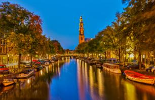 Dinner Cruise on the Amsterdam Canal