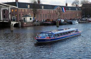 Priority-Access Ticket to the Stedelijk Museum and Cruise on the Amsterdam Canals