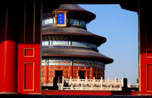 Best of Beijing: Visit Tiananmen Square, the Forbidden City, the Temple of Heaven and the Summer Palace – Hotel pick-up/drop-off