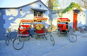 City Tour by Bus and Tuk-Tuk + Visit to Beijing Zoo – Hotel pick-up/drop-off