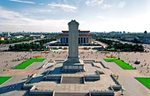 Visit Tiananmen Square, The Forbidden City & The Great Wall of China – Hotel pick-up/drop-off