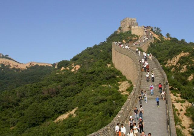 Visite de la Grande Muraille et du Palais d'Eté – départ/retour hôtel - Grande Muraille de Chine -