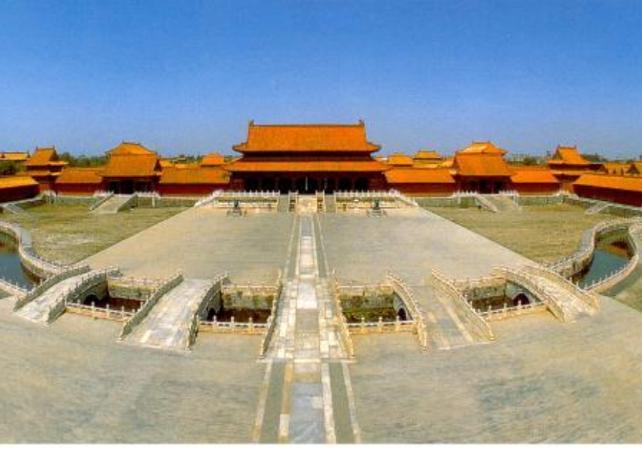 Les plus grands monuments de Pékin en un jour – visite privée – départ/retour hôtel - Pekin -