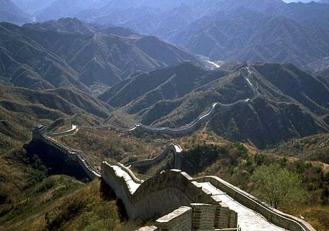 Visite privée de la Grande Muraille de Chine, du Palais d'Eté et du village olympique – départ/retour hôtel - Grande Muraille de Chine -