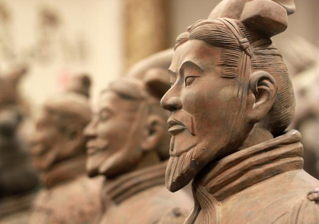 Excursion de 2 jours à Xi'an en train – départ/retour hôtel - Pekin -