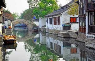 Discover Zhouzhang by train, leaving from Shanghai - Private guided tour