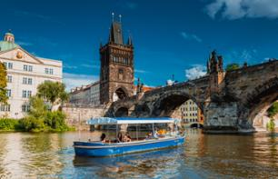 "Ecological Boat Cruise on the ""Devil's Channel"" - Prague"