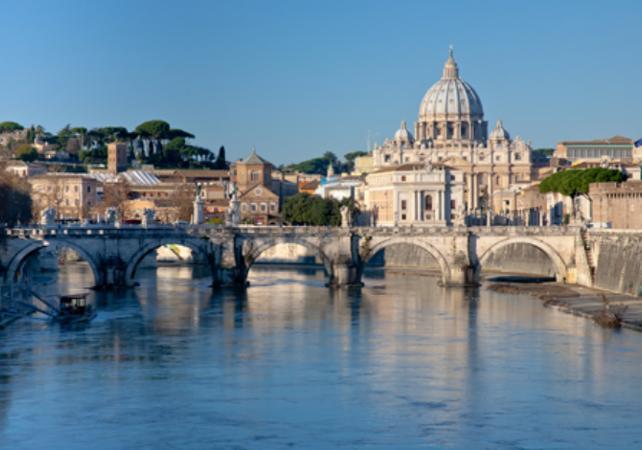 Photo Rome en bateau : Pass Croisière sur le Tibre
