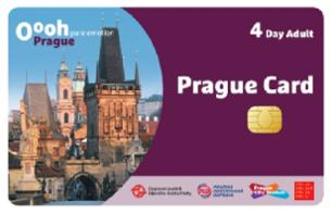 Prague Card: Monuments, Activities & Transport Pass