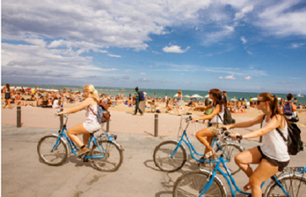 Guided Bike Tour of Barcelona's Beaches