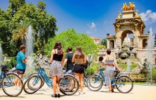 Guided Bike Tour and Tapas Tasting Session