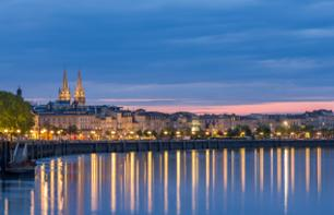 Dinner cruise on the Garonne - 8pm