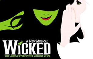 Musical Wicked en Broadway
