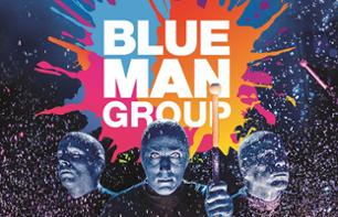 Espectáculo Blue Man Group